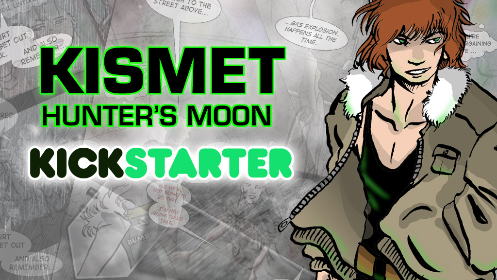 Hunter's Moon Kickstarter